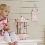 Mädchen-Kinderzimmer