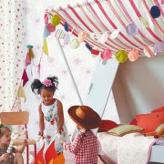 Raumelfen-Kinderbett