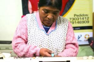 Folkdays unterstützt die lokalen HandwerkerInnen