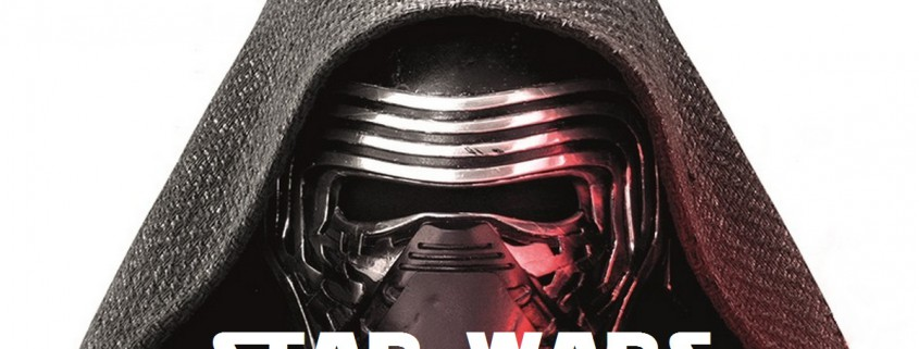 Star Wars mit Schrift