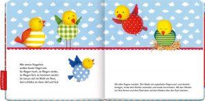 Lustige Fingerspiele für Babys und Kleinkinder im süßen Pappbilderbuch, www.coppenrath.de
