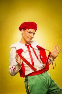 Pinocchio - Superstar: zusehen im Sommer 2016 in Mödling