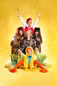 Familien-Musical mit viel Schwung von teatro