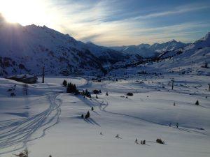 Paradies für Schifahrer aller Könnenstufen: Obertauern