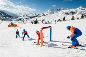 Schifahren lernen in Obertauern