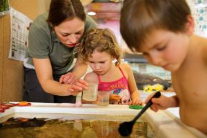 Spaß im Familienurlaub für kleine Entdecker