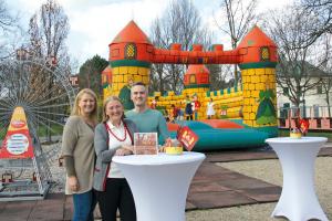 Jubiläum bei Kolarik: 40 Jahre Luftburg!