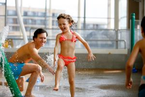 Badespaß im Urlaub: Hauptsache kindgerecht!