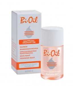 Ideale Hautpflege gegen Schwangerschafts- und Dehnungsstreifen: Bi-Oil