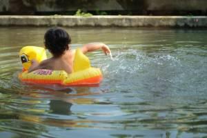 Vorsicht: Auf Schwimmhilfen ist kein 100-prozentiger Verlass!