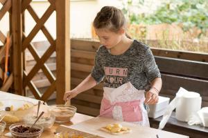 Apfelfest bei Kolarik im Wiener Prater