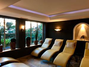 Relaxen im eleganten Spa des Hotels Staudacherhof