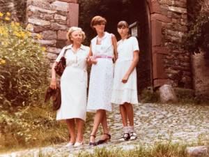 Oma, Mama und ich: drei Generationen gemeinsam unterwegs!