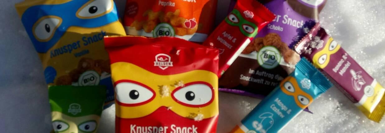 Helden Snacks