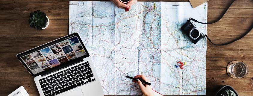Urlaubsziel und Ferienwohnung finden