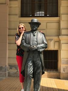 Besuch in Ödenburg: Familienausflug zum Muttertag