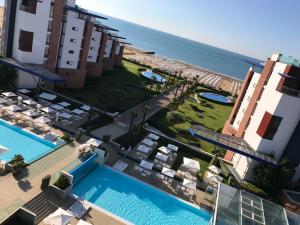 Das Hotel Almar in Jesolo …