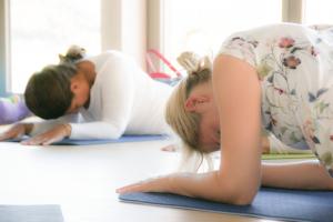 Entspannung mit Yoga