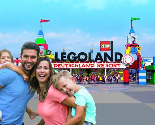 Willkommen im Legoland Deutschland