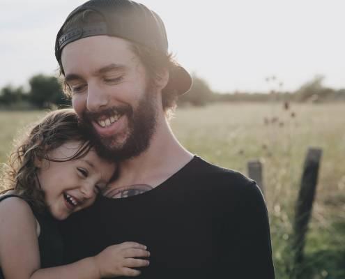 Wir feiern Vatertag