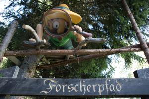 Spannender Themenwanderweg in Serfaus-Fiss-Ladis