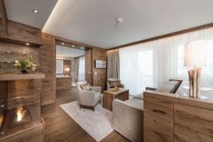 Geräumige Zimmer vom Feinsten im Hotel Bismarck