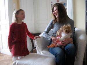 Gute Kinderbetreuer sind eine Bereicherung für das Kind.