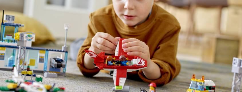 LEGO Flughafen 1