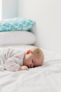 Gute Nacht, Kleines! Was tun für Babys Schlaf?