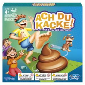 """Ach du Kacke von Hasbro: Spielspaß ohne Ende rund ums """"Häufchen"""""""