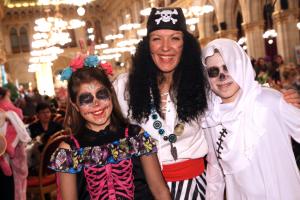 Lasst uns feiern! Bei den Wiener Kinderfreunden steigen tolle Faschingspartys