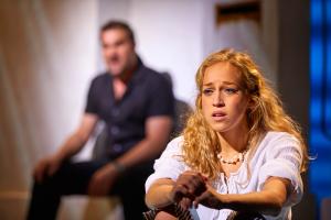 Sophie im erfolgreichen Musical auf der Suche nach ihrem Vater