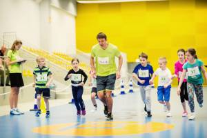 Freude an der Bewegung beeinflusst das Leben von Kids nachhaltig.