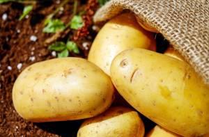 Mit Kartoffel gegen Sodbrennen