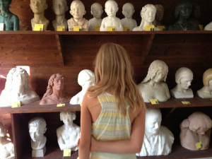 Triest bietet interessante Museen für Groß und Klein