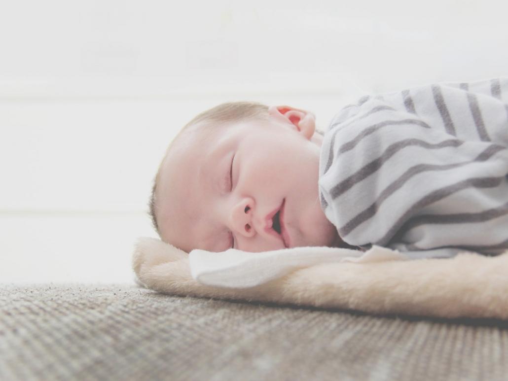 Baby: Kaffee kann die Gehirnentwicklung beeinträchtigen.